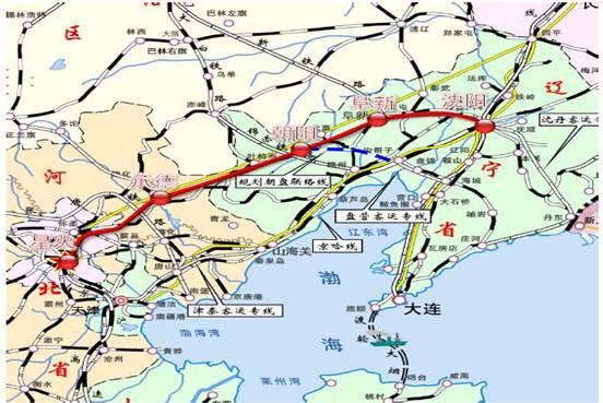 河北标风景区地图
